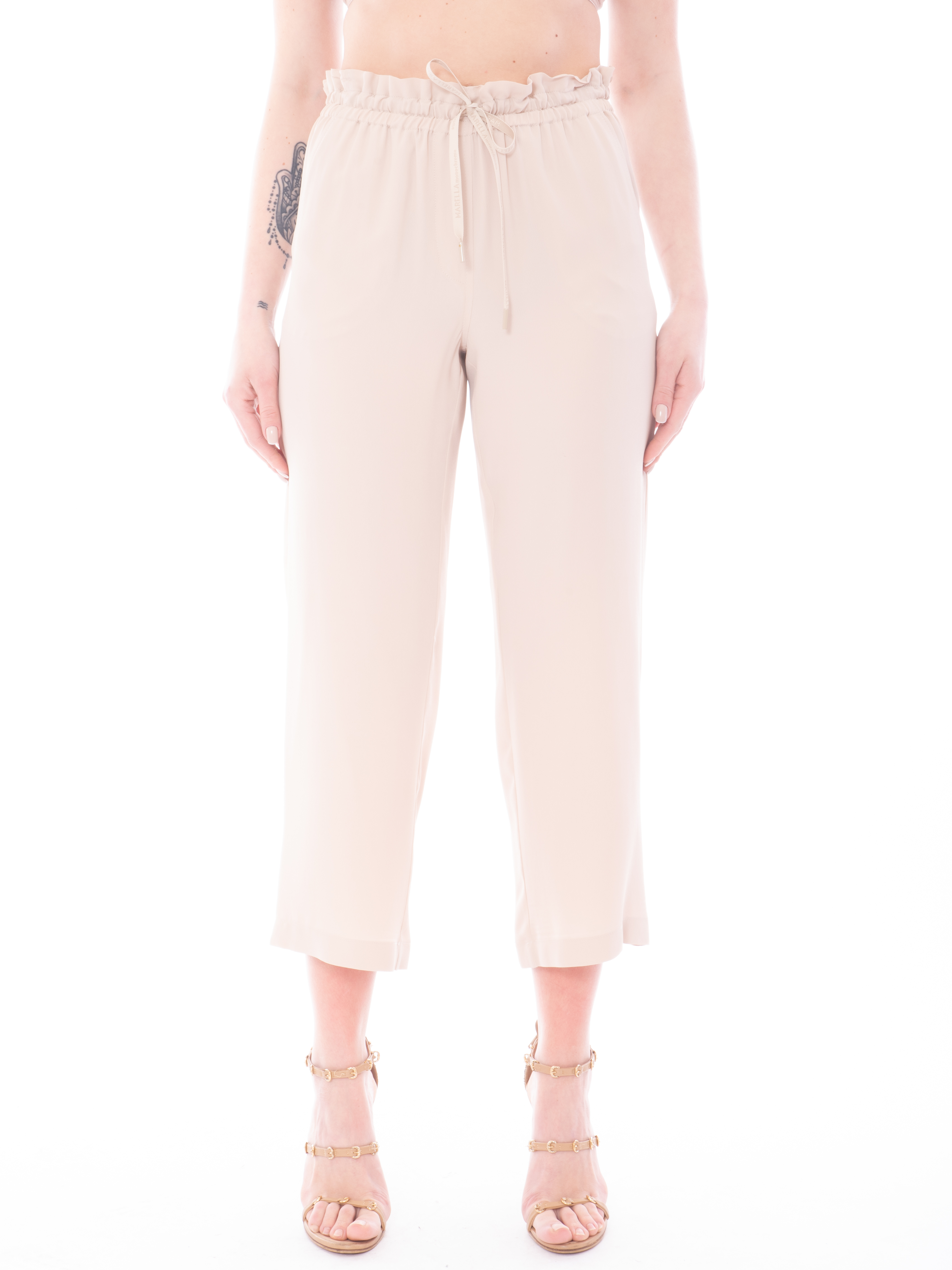 pantalone in seta MARELLA