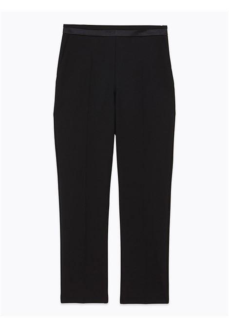 Pantalone in crepe