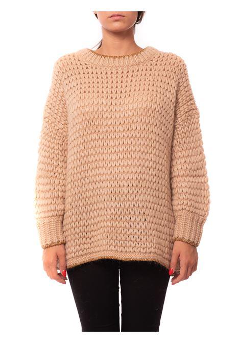 maglia in lana bouclè
