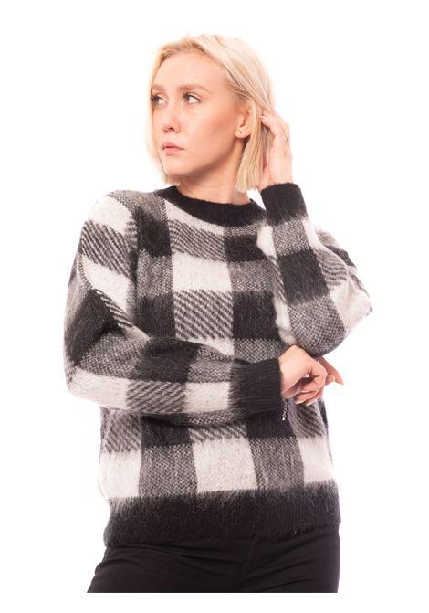 maglia jacquard