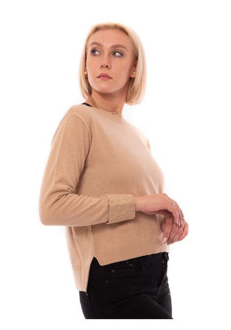 maglione con strass