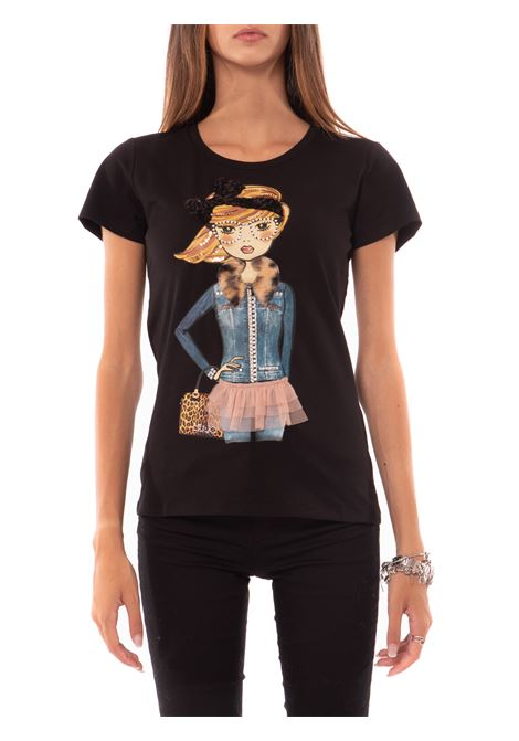 t-shirt moda m/c