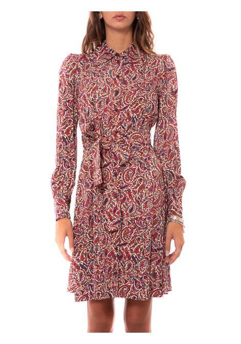 lush psly gardn dress