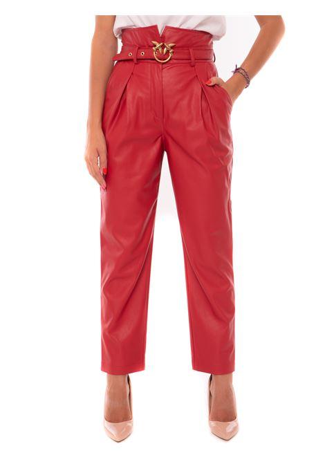 aurelio pantalone similpelle