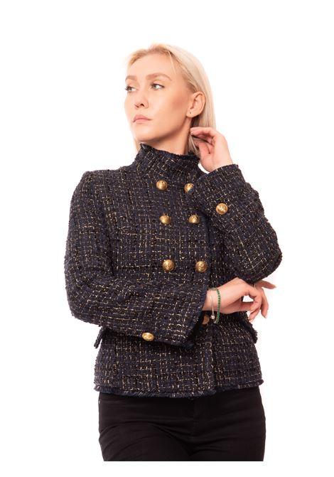 vladimir 1 giacca tweed lurex