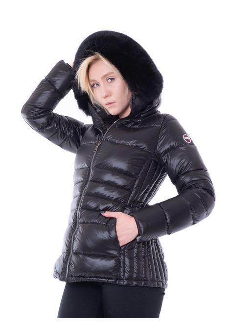 giacca in piuma colmar