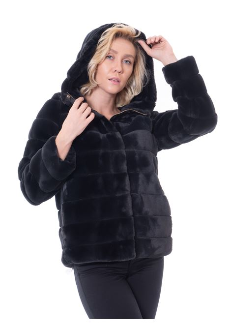 Emme marella alce hooded jacket
