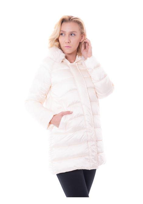 emme marella ricamo down jacket