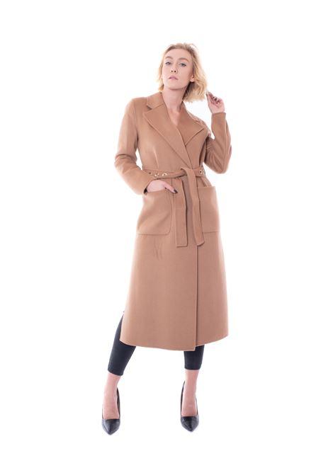 liu jo belted coat