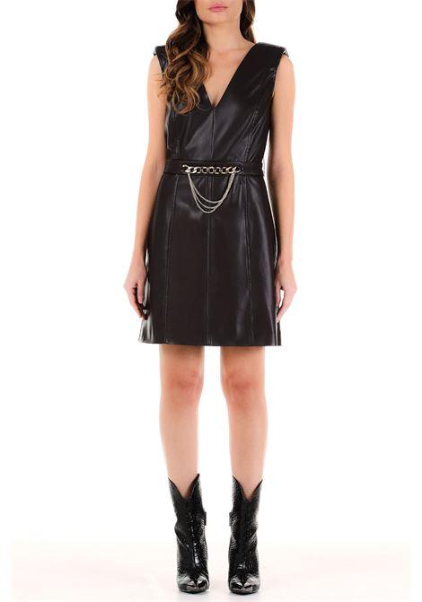 liu jo belted dress