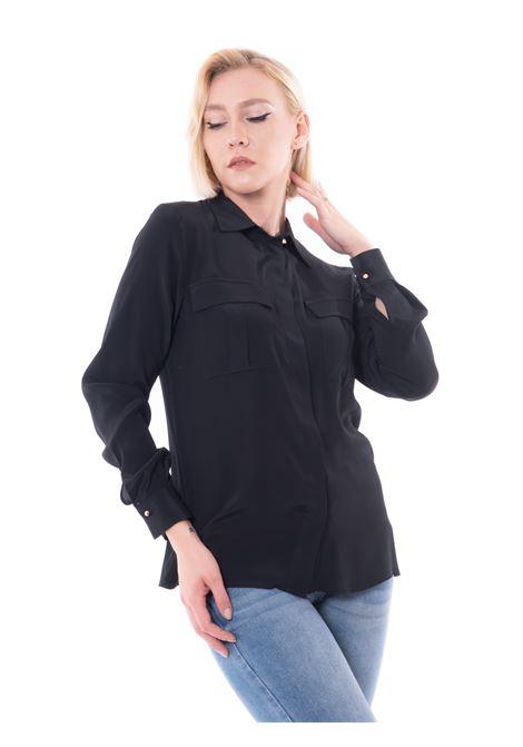 liu jo shirt w/pockets