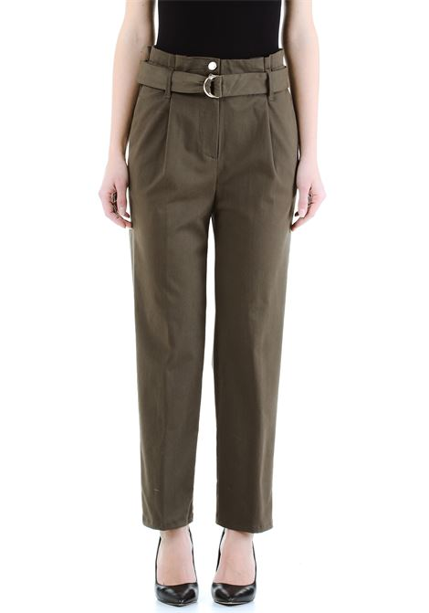 liu jo pantalone chino belt
