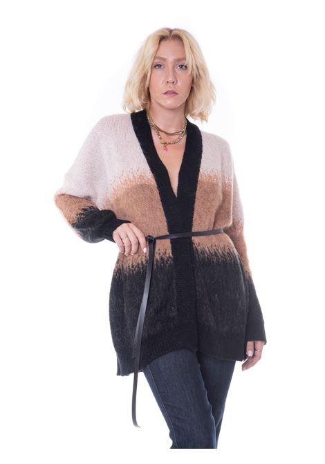liu jo opened knit