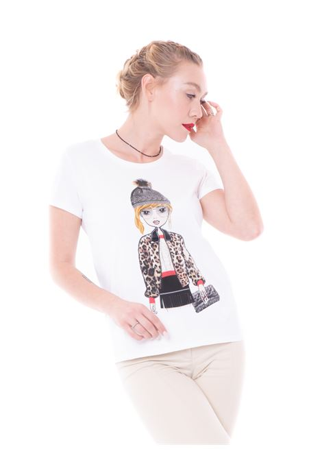 liu jo t-shirt moda