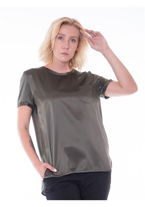 Manila Grace short sleeve blouse