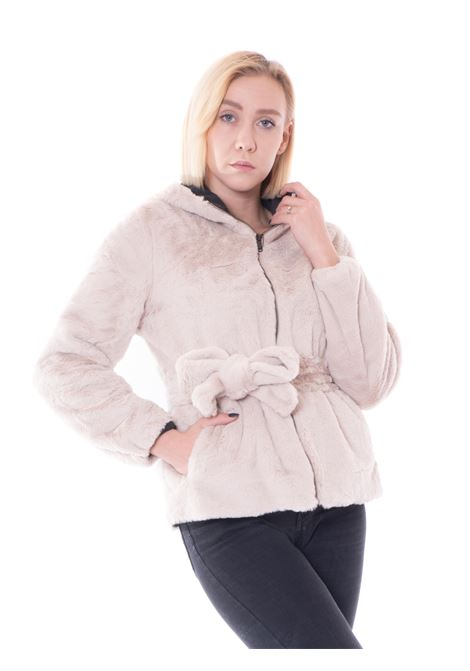 mehran giacca con cappuccio