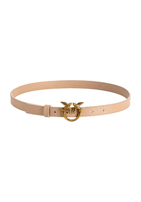 pinko love berry belt