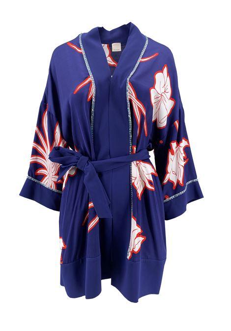Kimono cinturato