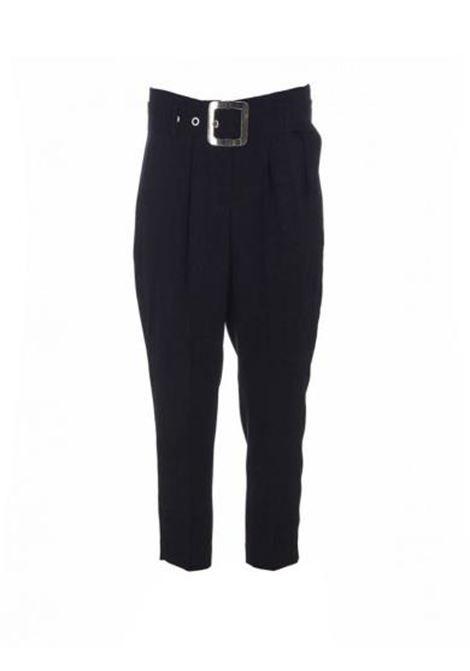 Pantalone lungo cinturato