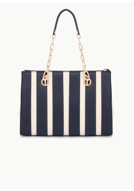 m double zip satchel