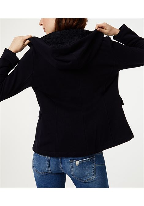 giacca felpa