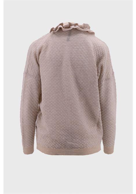 giacca maglia lurex