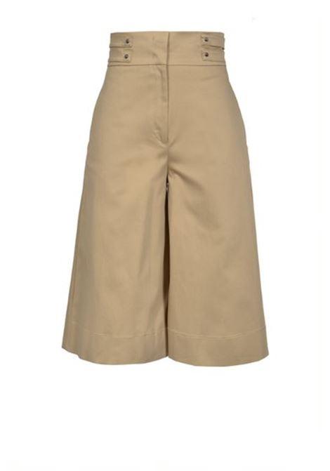 Pantalone cropped ampio