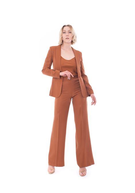 Jacket + top + pants suit