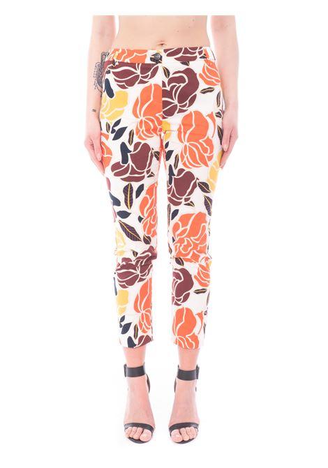 pantalone lungo stampato EMME MARELLA