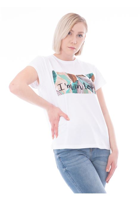 T-shirt in jersey EMME MARELLA