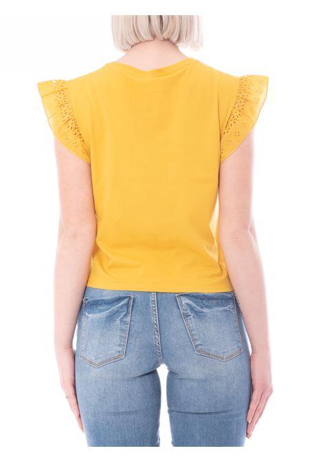 T-shirt in jersey di cotone EMME MARELLA