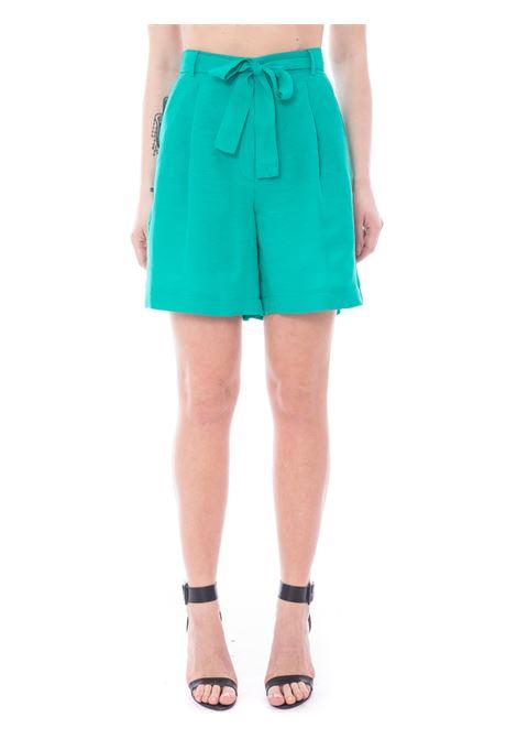 shorts in fulido viscosa lino EMME MARELLA