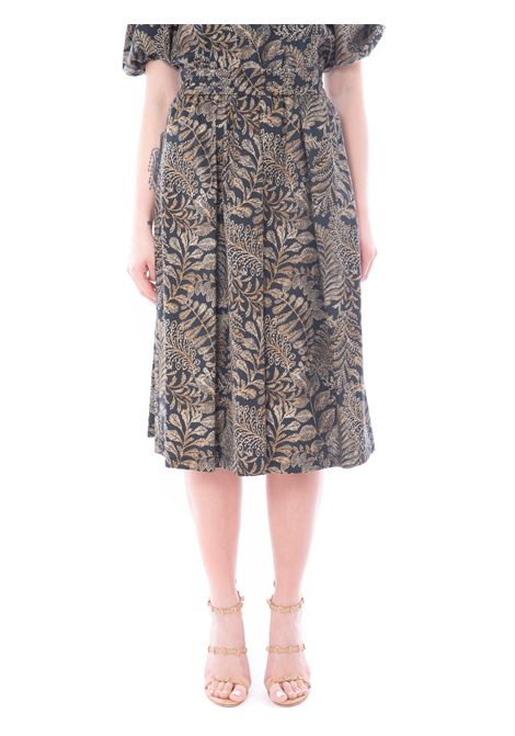 Skirt print KAOS ICON