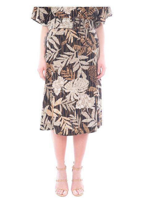 Printed skirt KAOS