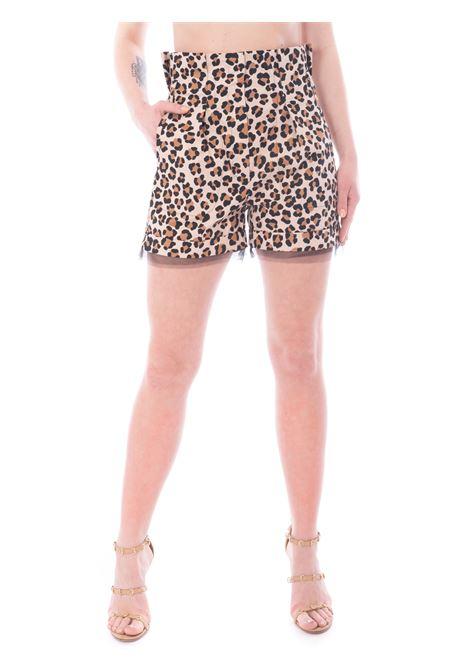 Shorts animalier LIU-JO