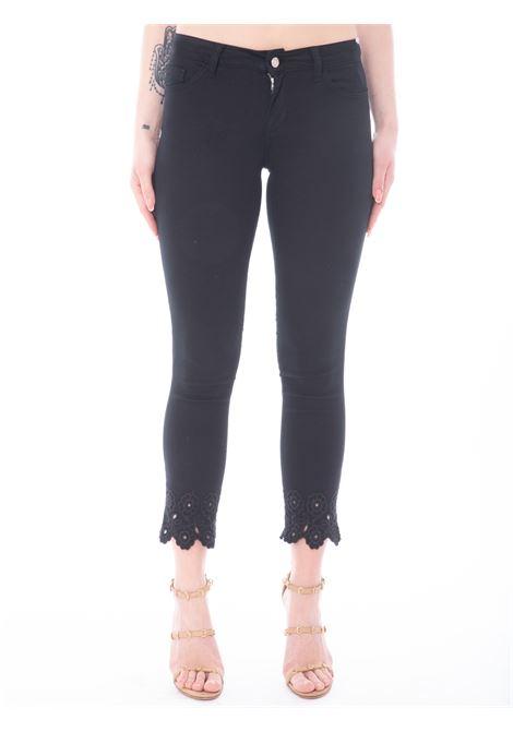 jeans r. w ricamo LIU JO