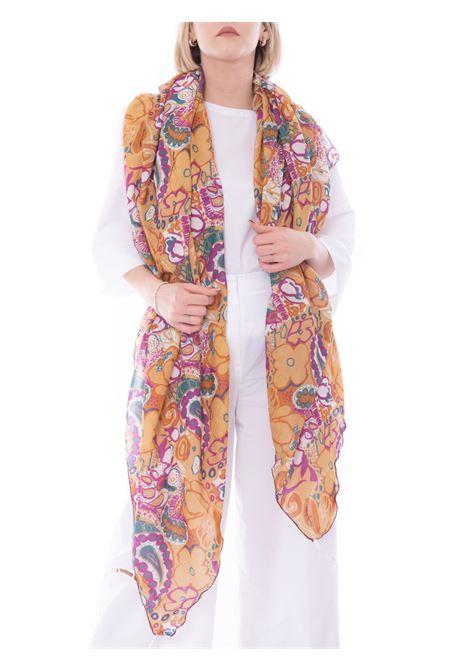 foulard trapezio