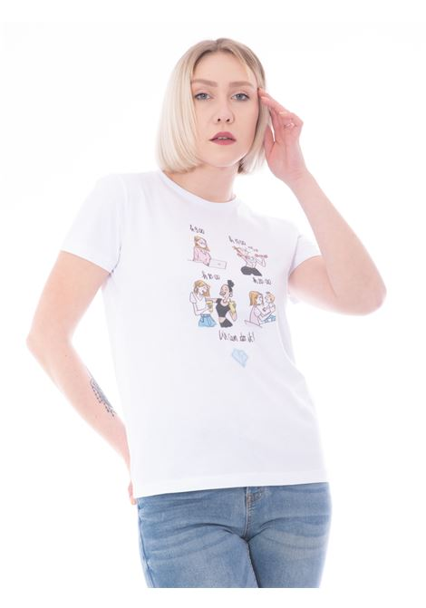 T-shirt stampa women MANILA GRACE