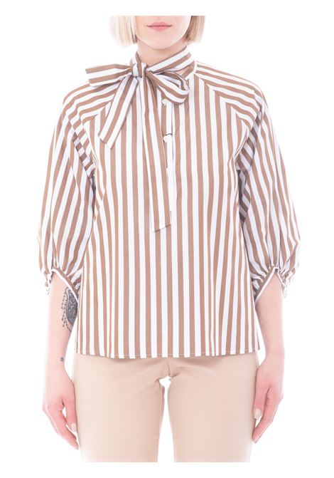 camicia in popeline di cotone MARELLA