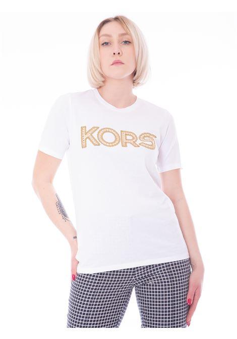 T-shirt logo MICHAEL KORS