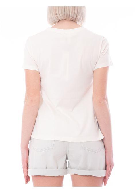 T-shirt con logo SEMICOUTURE