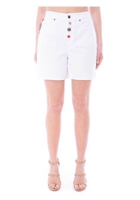 Shorts in denim SEMICOUTURE