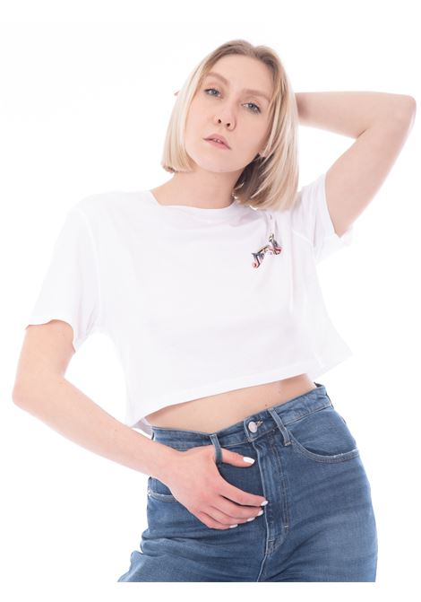 T-shirt crop TOMMY HILFIGER