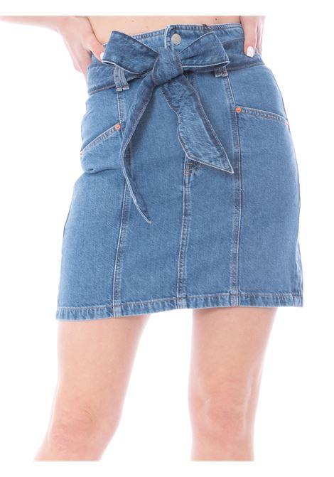 Tommy Hilfiger paperbag skirt