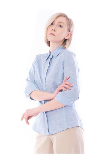 Camicia in tela di lino WEEKEND MAXMARA