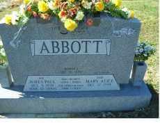 ABBOTT, JAMES PAUL - Adams County, Ohio   JAMES PAUL ABBOTT - Ohio Gravestone Photos