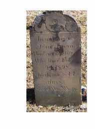 ALLEN, ADNA ANSON WADSWORTH - Adams County, Ohio | ADNA ANSON WADSWORTH ALLEN - Ohio Gravestone Photos
