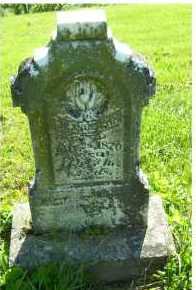 ANDERSON, R.W. - Adams County, Ohio | R.W. ANDERSON - Ohio Gravestone Photos