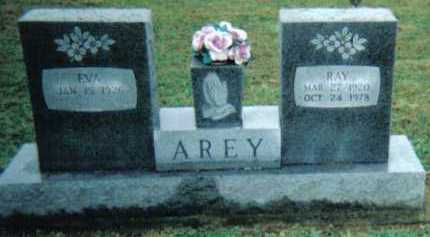 AREY, RAY - Adams County, Ohio | RAY AREY - Ohio Gravestone Photos