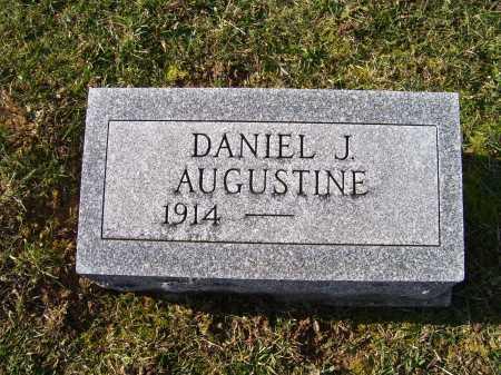 AUGUSTINE, DANIEL J. - Adams County, Ohio   DANIEL J. AUGUSTINE - Ohio Gravestone Photos